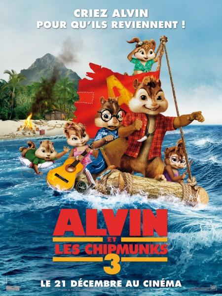 Cine974, Alvin et les Chipmunks 3