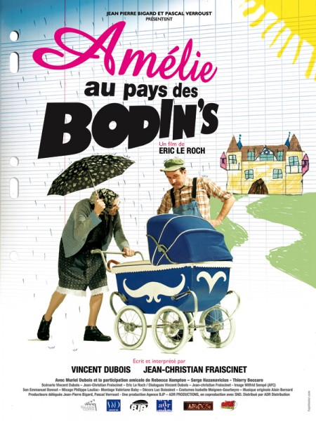 Cine974, Amélie au pays des Bodin's