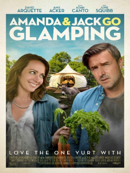 Cine974, Amanda & Jack Go Glamping