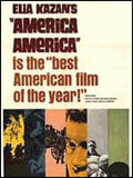 Cine974, America, America