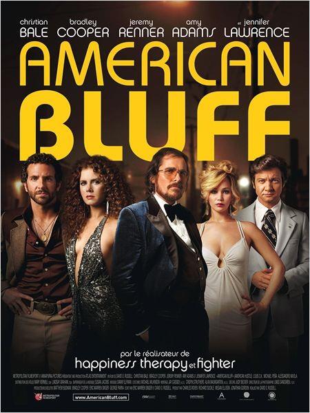 Cine974, AMERICAN BLUFF