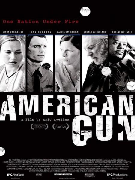 Cine974, American Gun