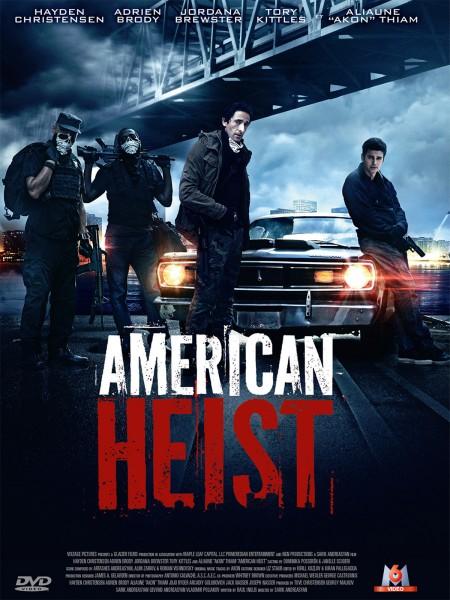 Cine974, American Heist