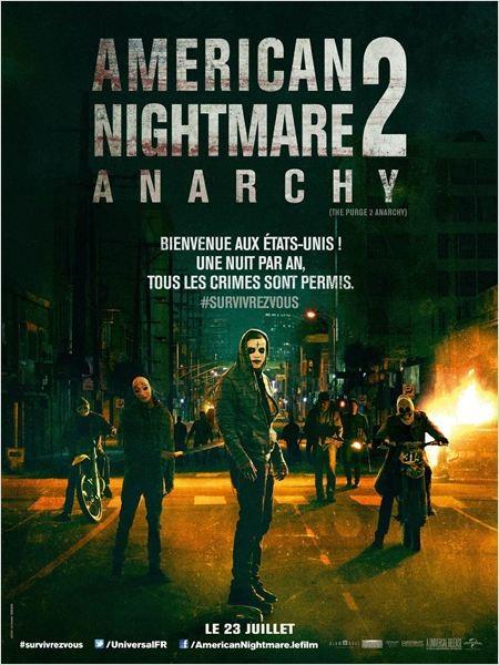 Cine974, American Nightmare 2 : Anarchy