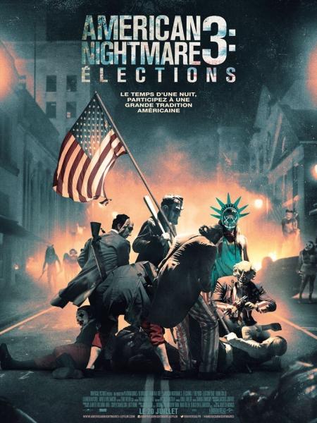 Cine974, American Nightmare 3