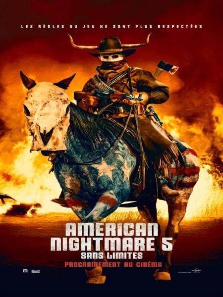 Cine974, American Nightmare 5 : Sans limites