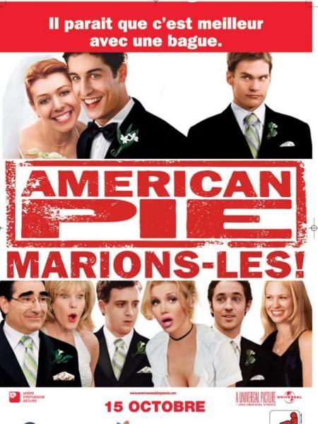 Cine974, American pie : marions-les !