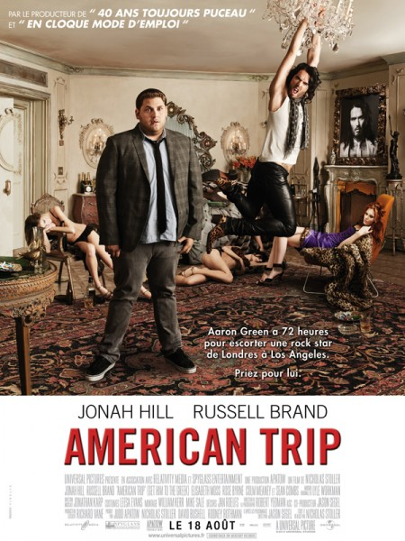 Cine974, American Trip