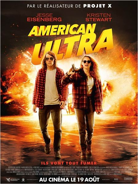 Cine974, American Ultra