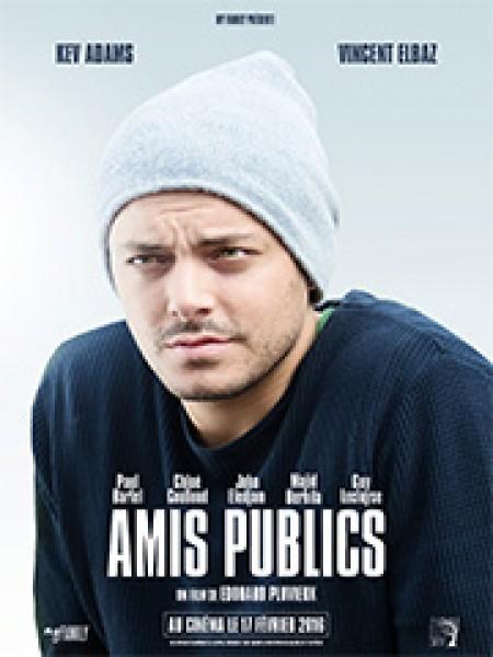 Cine974, Amis publics