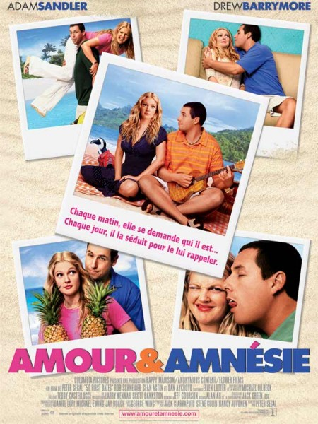 Cine974, Amour et amnésie