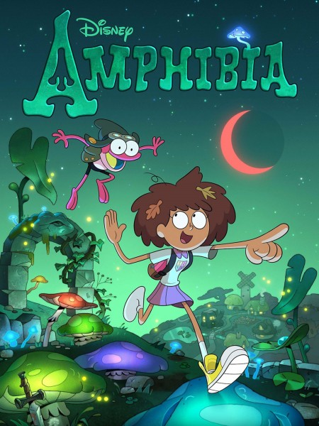 Cine974, Amphibia
