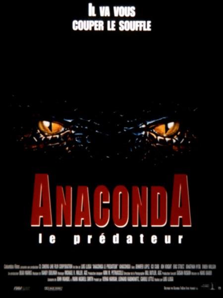 Cine974, Anaconda
