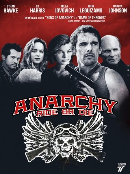 Cine974, Anarchy