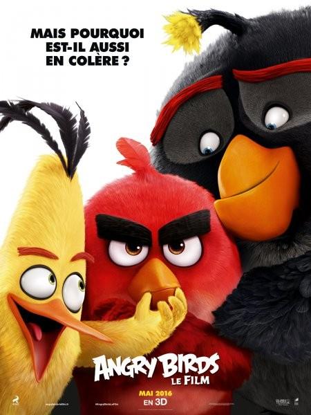 Cine974, Angry Birds le film