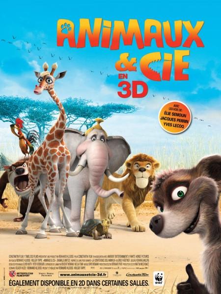 Cine974, Animaux et Cie