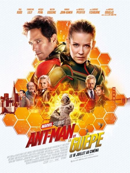 Cine974, Ant-Man et la Guêpe