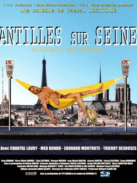 Cine974, Antilles sur Seine