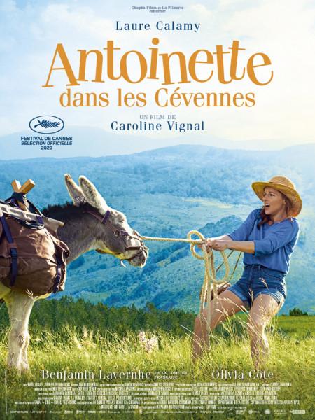 Cine974, Antoinette dans les Cévennes