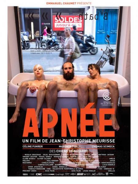 Cine974, Apnée