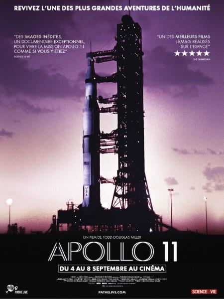 Cine974, Apollo 11