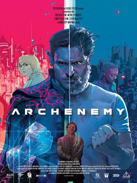 Cine974, Archenemy