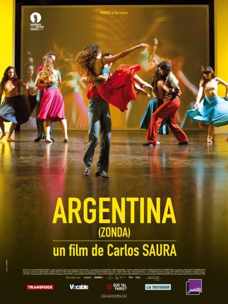 Cine974, Argentina