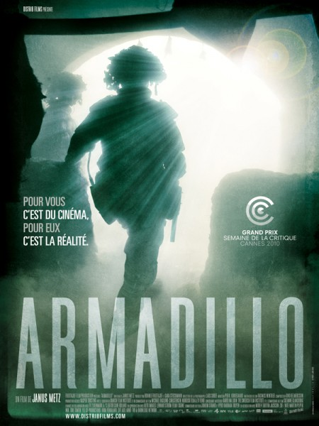 Cine974, Armadillo