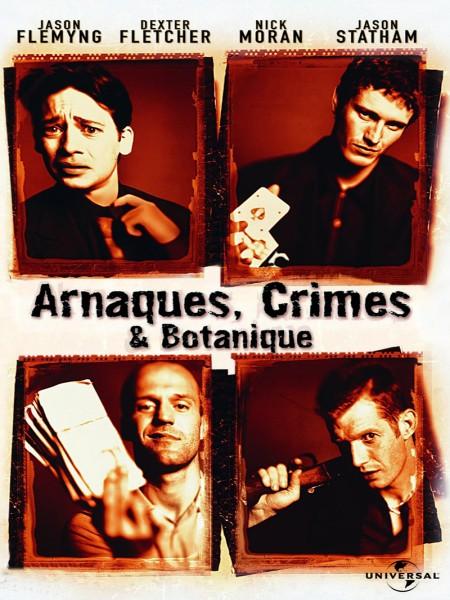 Cine974, Arnaques, crimes et botanique