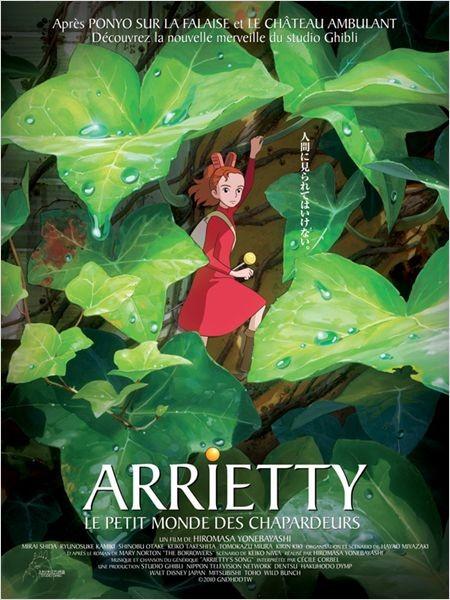 Cine974, Arrietty le petit monde des chapardeurs