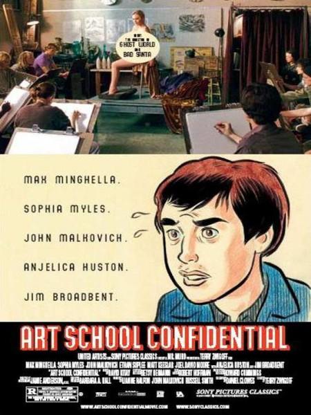 Cine974, Art School Confidential