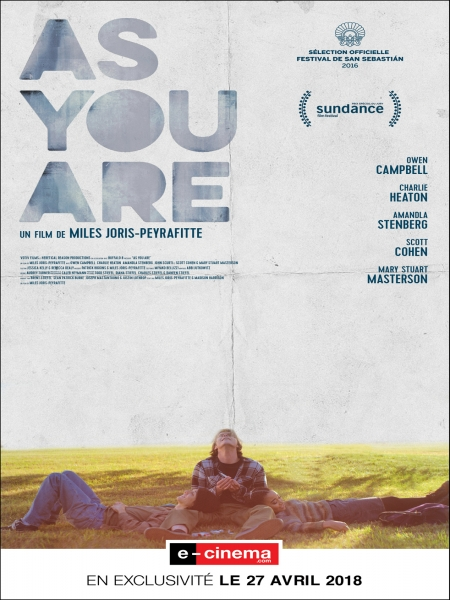 Cine974, As You Are