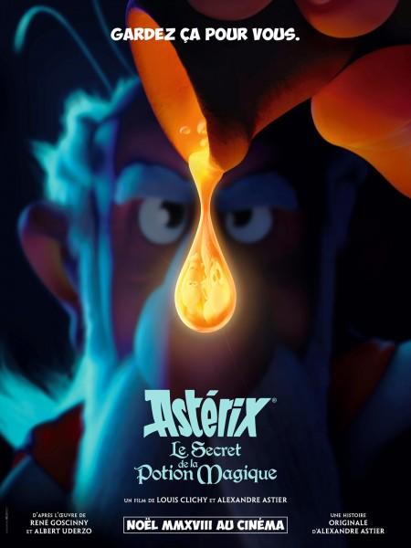 Cine974, Astérix - Le Secret de la potion magique
