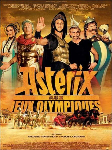 Cine974, Astérix aux Jeux Olympiques