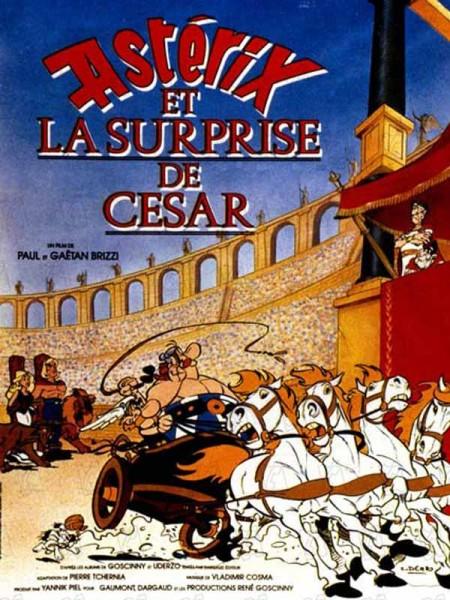 Cine974, Astérix et la surprise de César