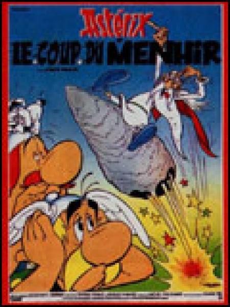 Cine974, Astérix et le coup du menhir