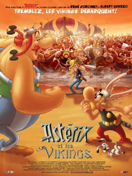 Cine974, Astérix et les Vikings