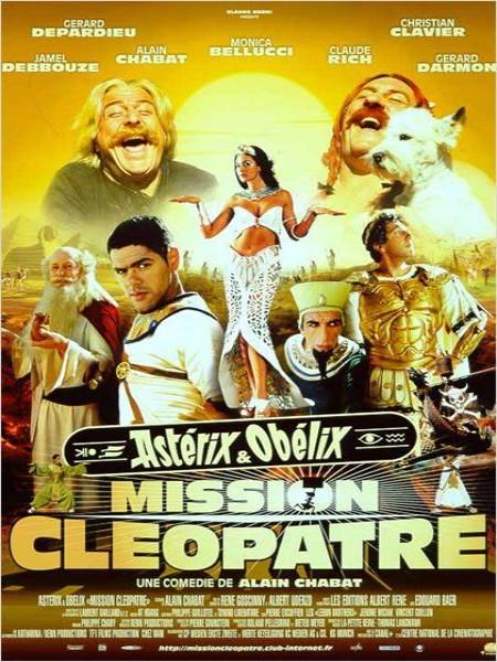 Cine974, Astérix et Obélix : Mission Cléopâtre