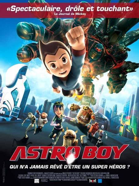 Cine974, Astro Boy