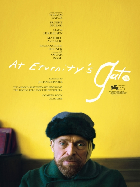 Cine974, At Eternity's Gate