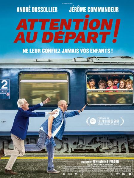 Cine974, Attention au départ !