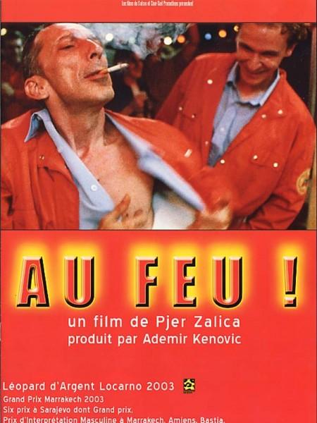 Cine974, Au feu !
