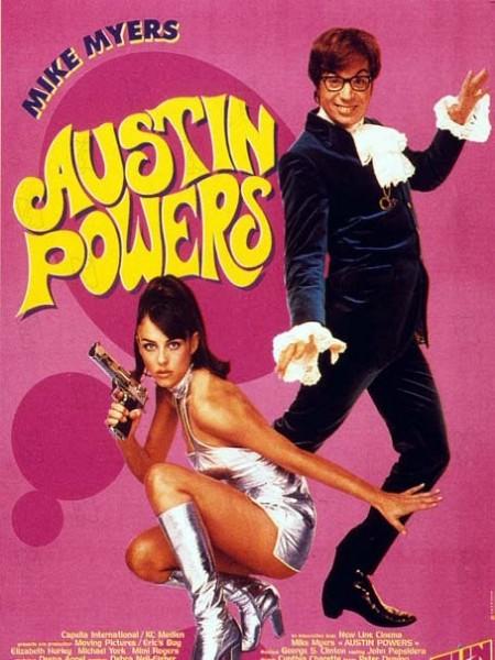 Cine974, Austin Powers