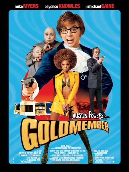 Cine974, Austin Powers dans Goldmember