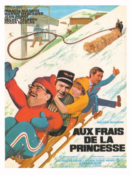 Cine974, Aux frais de la princesse