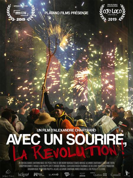 Cine974, Avec Un Sourire, La Révolution !