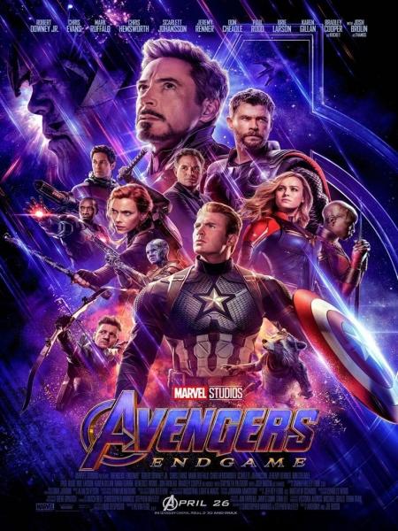 Cine974, Avengers : Endgame