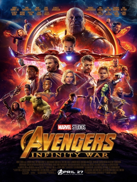 Cine974, Avengers : Infinity War