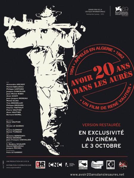 Cine974, Avoir 20 ans dans les Aurès