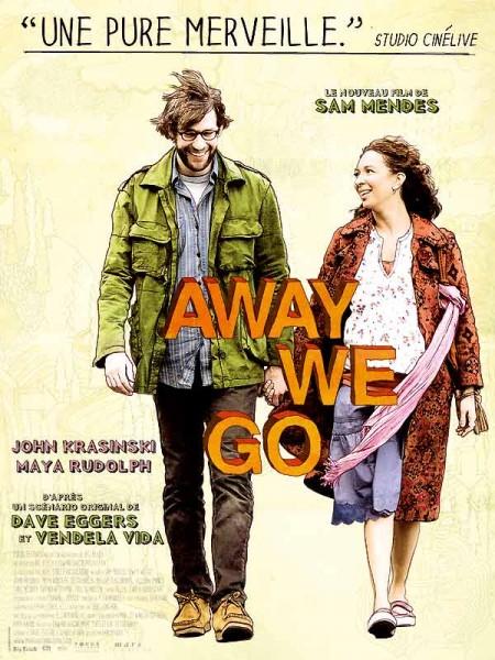 Cine974, Away We Go